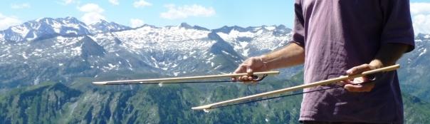 Archets dans les Pyrénées