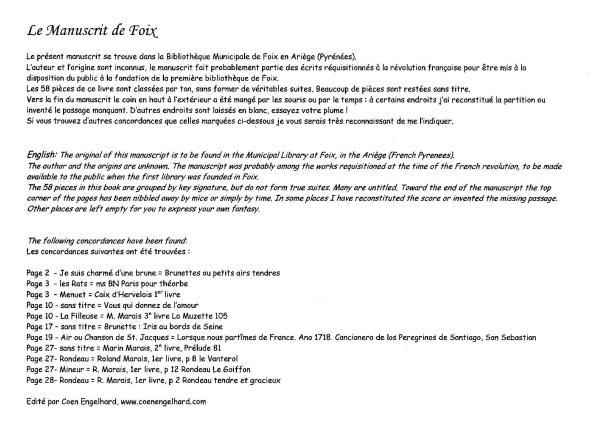 Ms de Foix texte