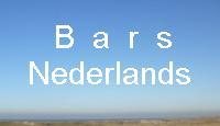 Bars Nederlands