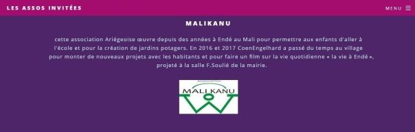 Association Malikanu