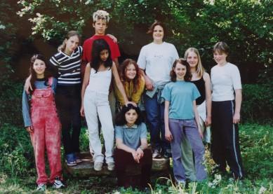 8e classe 1999 - 2000