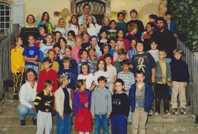 Ecole Chant'Arize 1997 - 1998