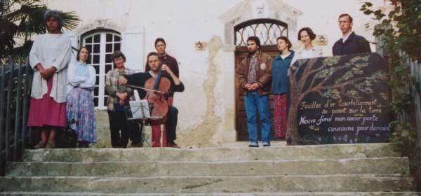 Ecole Chant'Arize rentrée 1996