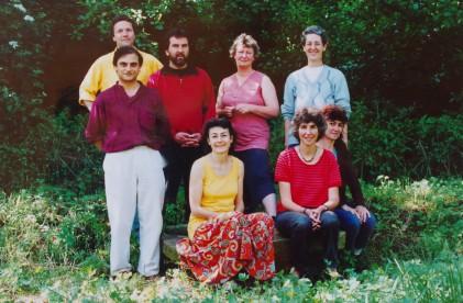 L'équipe pédagogique 2000