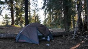 Wild kamperen